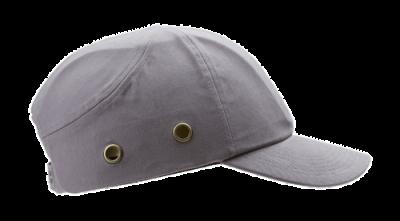 Grey shockproof cap