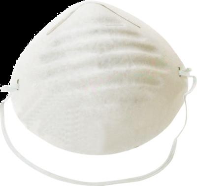 Hygienic paper mask