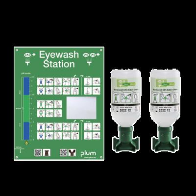 PLUM eyewash Station